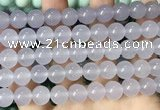 CCN6140 15.5 inches 12mm round candy jade beads Wholesale