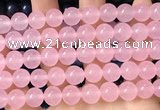 CCN6164 15.5 inches 12mm round candy jade beads Wholesale
