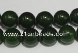 CCN62 15.5 inches 12mm round candy jade beads wholesale