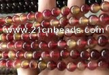 CCN6202 15.5 inches 8mm round candy jade beads Wholesale