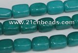 CCN632 15.5 inches 8*12mm nuggets candy jade beads wholesale