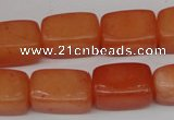 CCN638 15.5 inches 12*18mm nuggets candy jade beads wholesale