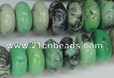 CCO18 15.5 inches 8*16mm rondelle natural chrysotine beads