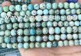 CCO361 15.5 inches 6mm round natural chrysotine gemstone beads