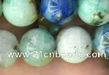 CCS868 15.5 inches 12mm round chrysocolla gemstone beads