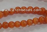 CCT1144 15 inches 3mm round tiny cats eye beads wholesale