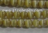 CCT1147 15 inches 3mm round tiny cats eye beads wholesale
