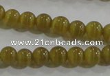 CCT1149 15 inches 3mm round tiny cats eye beads wholesale