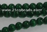 CCT1234 15 inches 4mm round cats eye beads wholesale