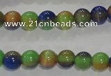 CCT1240 15 inches 4mm round cats eye beads wholesale