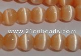 CCT1264 15 inches 5mm round cats eye beads wholesale