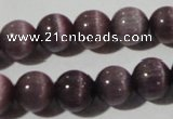 CCT1339 15 inches 6mm round cats eye beads wholesale