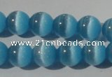 CCT1352 15 inches 6mm round cats eye beads wholesale
