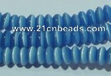 CCT205 15 inches 2*4mm rondelle cats eye beads wholesale