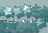 CCT818 15 inches 6mm star cats eye beads wholesale