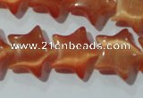 CCT863 15 inches 10mm star cats eye beads wholesale
