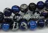 CDI44 16 inches 10mm round dyed imperial jasper beads wholesale