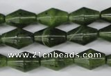 CDJ112 15.5 inches 10*16mm rice Canadian jade beads wholesale