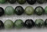 CDJ254 15.5 inches 12mm round Canadian jade beads wholesale
