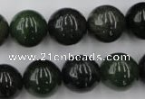 CDJ256 15.5 inches 16mm round Canadian jade beads wholesale