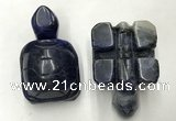 CDN457 38*55*28mm turtle sodalite decorations wholesale
