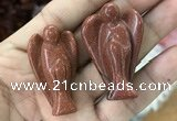 CDN478 30*40mm angel goldstone decorations wholesale