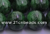 CDP56 15.5 inches 12mm round A grade diopside gemstone beads