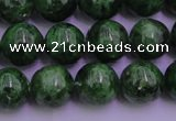 CDP61 15.5 inches 6mm round A+ grade diopside gemstone beads