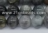 CEE535 15.5 inches 6mm round eagle eye jasper beads wholesale