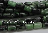 CEP07 15.5 inches 6*8mm column epidote gemstone beads Wholesale