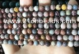 CFJ256 15.5 inches 4mm round fantasy jasper beads wholesale