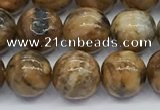 CFS415 15.5 inches 8mm round feldspar beads wholesale