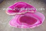 CGP2004 35*65mm - 65*100mm freeform agate slab pendants