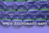 CGQ302 15.5 inches 8mm round AA grade natural green quartz beads