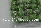CIB508 22mm round fashion Indonesia jewelry beads wholesale