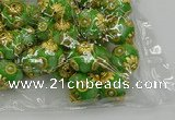 CIB538 22mm round fashion Indonesia jewelry beads wholesale