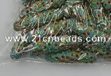 CIB622 16*60mm rice fashion Indonesia jewelry beads wholesale