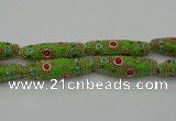 CIB655 16*60mm rice fashion Indonesia jewelry beads wholesale
