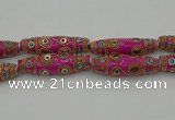 CIB664 16*60mm rice fashion Indonesia jewelry beads wholesale