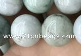CJB304 15.5 inches 12mm round jade gemstone beads wholesale