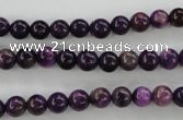 CJJ02 15.5 inches 6mm round dyed lucky jade beads wholesale