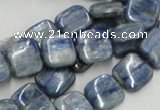 CKC05 16 inches 10*10mm square natural kyanite beads wholesale