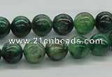 CKC102 16 inches 10mm round natural green kyanite beads