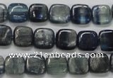 CKC211 15.5 inches 10*10mm square natural kyanite beads wholesale