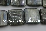 CKC230 15.5 inches 18*18mm square natural kyanite beads wholesale