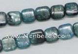 CKC26 16 inches 10*10mm square natural kyanite beads wholesale