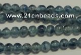 CKC471 15.5 inches 6mm round natural kyanite beads wholesale