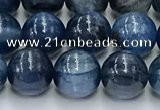 CKC770 15.5 inches 6mm round blue kyanite beads wholesale