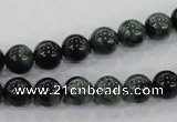 CKJ103 15.5 inches 8mm round kambaba jasper beads wholesale