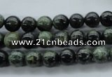 CKJ23 15.5 inches 8mm round kambaba jasper beads wholesale